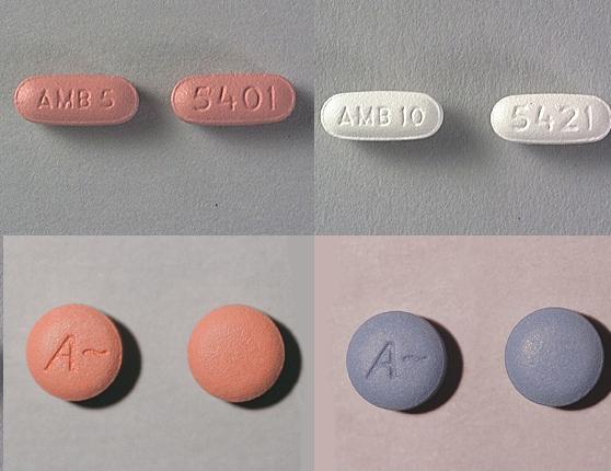 ambien dosages