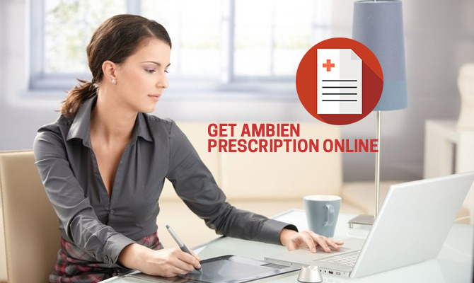 getting ambien prescription online