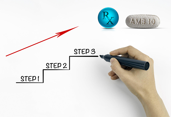 steps to get ambien prescription