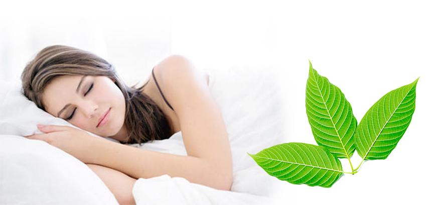 kratom for prolong sleep